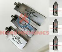Set Of 3 Van Norman Boring Bar Tool Holders Along With 3 Boring Bit 944-944s-777