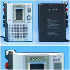 Sony TCM-200DV Personal Portable Handheld Cassette Tape Voice Recorder/Player