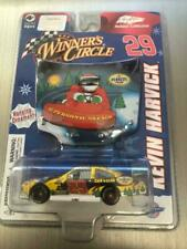 KEVIN HARVICK 2008 HOLIDAY PENNZOIL SANTA 1/64 WINNERS CIRCLE DIECAST WITH HOOD