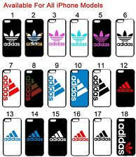Adidas iPhone 6s iPhone 6 iPhone 7 7+ iPhone x 5s 5 8 8 + Plus Case Cover Tpu