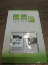 DSP 32GB Micro SD Card - Class 10