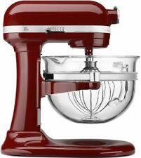 *New* KitchenAid KF26M2XGC 6-Qt. Pro 600 Design Glass Bowl - Gloss Cinnamon