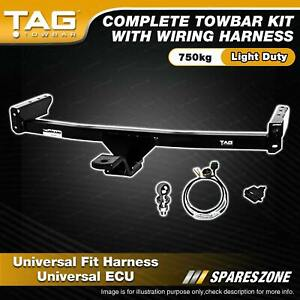 TAG Light Duty Towbar Kit for Ford Laser 10/87-04/90 Meteor 10/85-09/87 750kg
