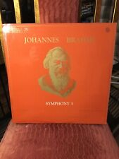 Brahms - Symphony 3 - Philadelphia Music Guild SO- Masters- Basic RL- Vinyl LP