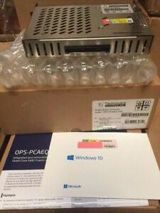 NEC Single Board Computer OPS-PCAEQ-PS2, Windows 10 Pro (NEW)