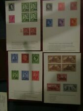 ROYAL MAIL STAMP HISTORY POSTCARDS 2