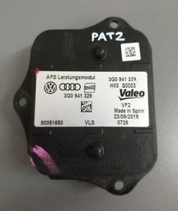 VW Passat Alltrack B8 3G AFS Headlight Cornering Control Module 3G0941329 PAT2