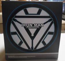 "Iron Man Light & Action Set of 5 3"" Figureines MK XXXV MK V MKXXXVII  011018DBT2"