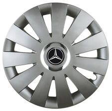 "4x16"" Wheel trims wheel covers fit Mercedes Vito 16"" gun metal"