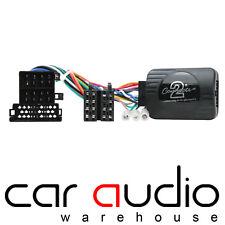 Citroen Relay 2008 On ERISIN Car Stereo Radio Steering Wheel Interface Stalk
