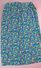 """Femmes C & A New York Skirt NEW Womens 14 RUNS SMALL 31.5"""" Waist Floral Bright"""