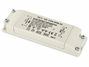Slim Transformer Halogen 12V 230V Dimmable - 35W-105W - Trafo Electronic