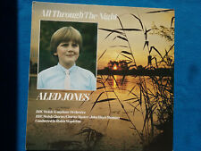 VINYL ALBUM - ALED JONES - ALL THROUGH THE NIGHT (1985) BBC REH569