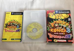 Donkey Konga 3 Spring 50 songs GC gamecube Japan