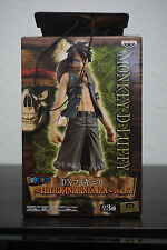 One Piece Grandline men Vol 5 Luffy Blue vest