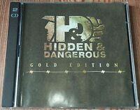 Hidden & Dangerous - Gold Edition (PC, 1999)