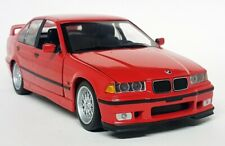 UT Models 1/18 Scale - 180 024302 BMW 318iS 1996 E36 Red Diecast Model Car