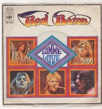 "7"" Red Baron Gimme Love / 6 O`Clock 70`s CBS Records"