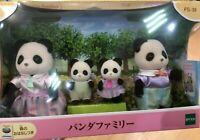 Sylvanian Families Panda Family  [FS-39] Japan EPOCH Calico Critters ✈✈✈