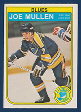 JOE MULLEN 82-83 O-PEE-CHEE 1982-83 NO 307 EX+  10516