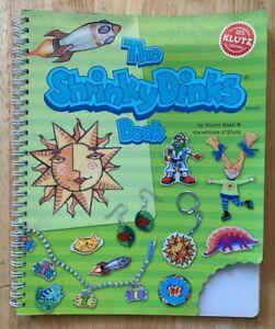The Shrinky Dinks Book - By Klutz