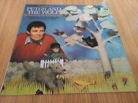 "Prokofiev's Peter And The Wolf Paul Daneman Mfp 2126 12"" Vinyl"