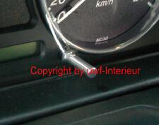 (im) Aluminium Tachoknopf chrom Mazda MX5 MX 5
