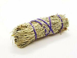 """Sage Smudge Stick 4""""  by SAGE SPIRIT Spiritual Cleansing Desert Sage x 1"""