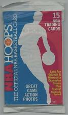 1989-90 HOOPS DAVID ROBINSON ROOKIE ON TOP OF UNOPENED WAX PACK #310