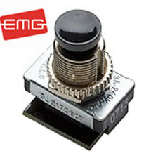 EMG TKO Kill Switch Momentary Off (on) Push Button Switch for Solderless Pickups