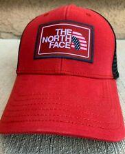 The North Face Americana Trucker Flag Snapback Hat 895b9b7d6f49