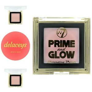 W7 PRIME and GLOW Illuminating Primer - SMOOTH OUT IMPERFECTIONS & GLOWING SKIN!