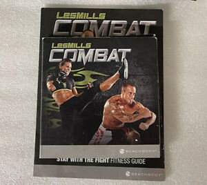 Beachbody Les Mills Combat 5 DVD Set AUTHETNIC