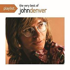 John Denver - Playlist: The Very Best of John Denver [New CD]