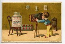 Chromos et découpis publicitaires de collection Liebig