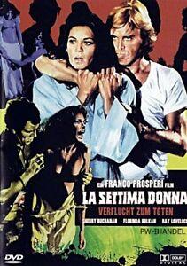 La Settima Donna - Verflucht zum Töten mit Florinda Bolkan, Ray Lovelock