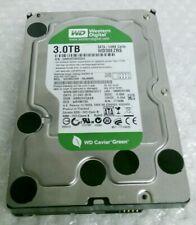 """3TB WESTERN DIGITAL WD30EZRS WD Caviar Green 3.5"""" SATA Hard Disk Drive"""