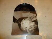 "KIM CARNES - Invitation To Dance - 1984 UK 2-track 7"" vinyl single"