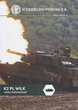 HCP K2 PL WILK 2018 HYUNDAI ROTEM MILITARY MBT TANK BROCHURE PROSPEKT