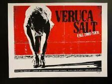 Veruca Salt Concert Poster 2005 Tour