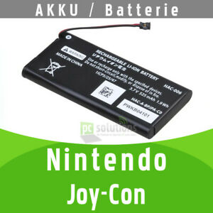 ✅ Nintendo Switch Joy-Con Joy Con AKKU HAC-006 3,7V 525mAh Controller Batterie