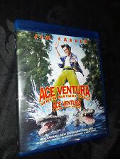 Ace Ventura: When Nature Calls (Blu-ray Disc, 2013, OOP)