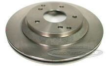 Disc Brake Rotor-Performance Plus Brake Rotor Rear Tru Star 493880