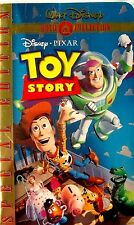 Toy Story (VHS, 2000, Special Edition; Clamshell, Gold Collection, Disney)