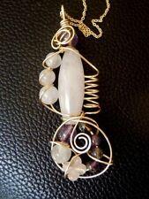 Amethyst 14k Handcrafted Jewellery