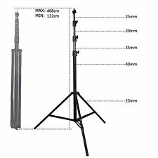 S4S SPRING Cushioned 4M 13 feet HeavyDuty Light Stand Master Stacking topquality