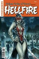 Tales of Terror Quarterly Hellfire 1C NM 2020 Stock Image