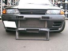 Made in Japan Nissan Skyline GTR R32 Wet Carbon Fiber Bumper Intercooler Duct 89