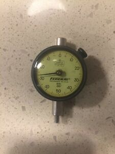 "Federal B81 Dial Indicator .001"" Used"