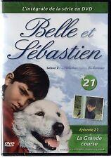 Belle et Sebastien - Intégrale kiosque - Saison 2 - dvd 21 - NEUF